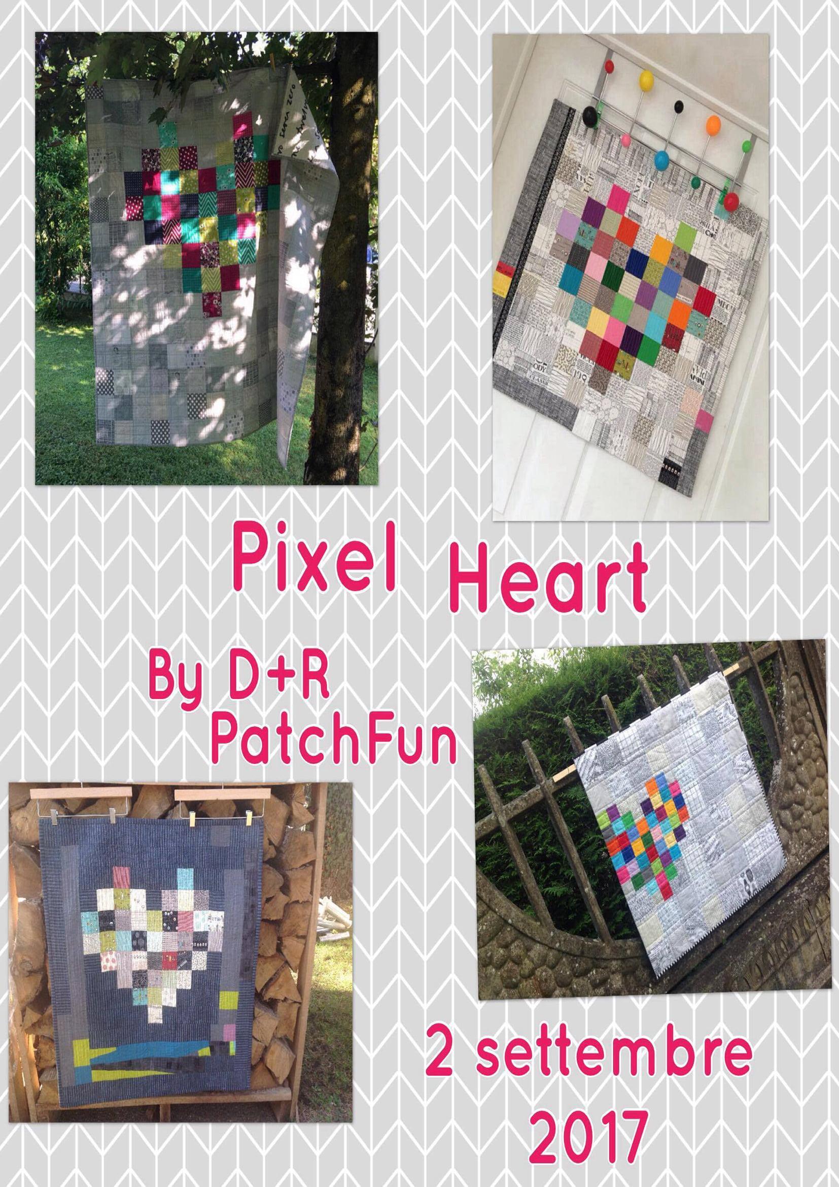 Pixel heart_locandina