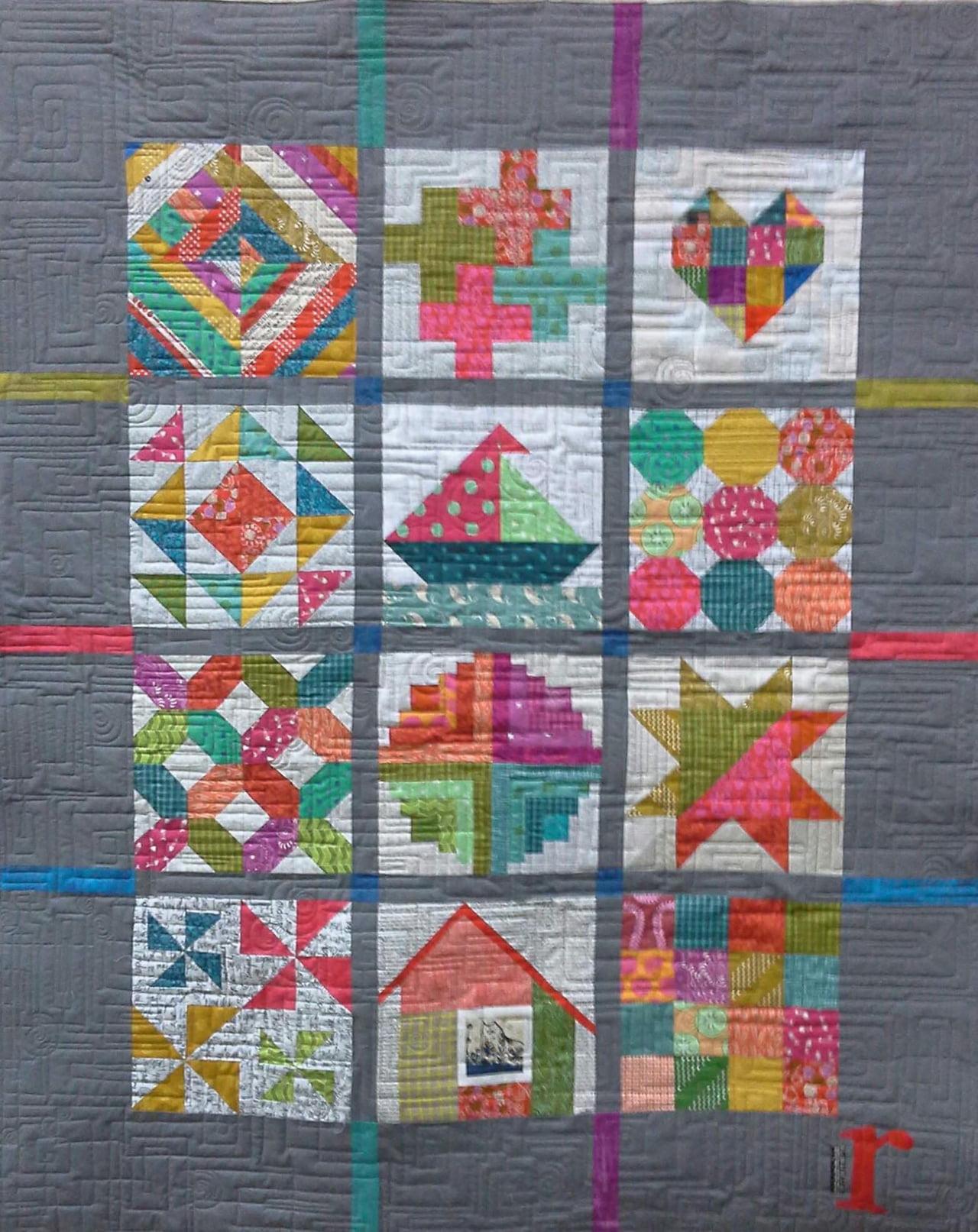 corso patchwork